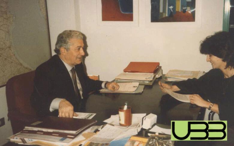 Ubaldo Bruno Bertolotti negli anni della fondazione